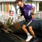 Harjinder Singh Chander hopes to run up and down Baldwin St 135 times in 30 hours, to raise...