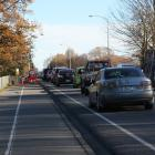 A business case on a possible second Ashburton bridge has been delayed. Photo: Maddison Gourlay