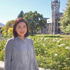 Dental researcher Dr Joanne Choi at the University of Otago. PHOTO: SUPPLIED