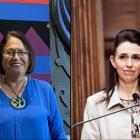 Te Kōhao Health managing director Lady Tureiti Moxon and Prime Minister Jacinda Ardern. Photo:...