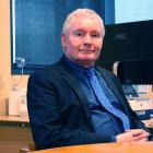 Waitaki District Council chief executive Fergus Power finishes up with the council today, after...