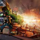 Ratchet remains one of the great video game characters, and it all looks terrific. Images: Supplied