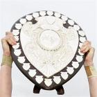 The Ranfurly Shield. Photo: ODT files