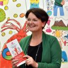Volunteer South's new chief executive Lynda Marnie is happily settled in Dunedin. PHOTO: PETER...