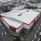 The Otago Regional Council has bought the former central Dunedin Warehouse building. PHOTO:...