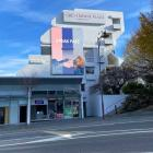 A council planner's put a pin in an application for this billboard. Photo: File