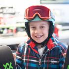 Lochie Win wants to take to the slopes on every skifield, south to north, to raise money for the...