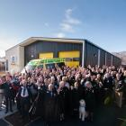 The newly completed St John ambulance station in Cromwell was opened yesterday. The project,...