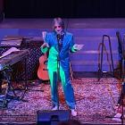 Doug Wright, Ian Chapman and Pania Simmonds perform during a 26-show tour of New Zealand. Photo:...