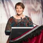 Otago Polytechnic's chief executive Megan Gibbons. Photo: Supplied