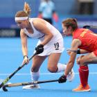 The Black Sticks Women started the Olympics with a hiss and a roar but have found the going...