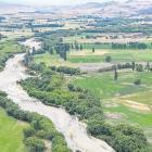 The Manuherikia River. Photo: ODT files