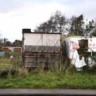 An Invercargill property owner will need to pay the council to tidy up his Avenal section. PHOTO:...