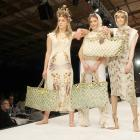 The Urban Forager collection was designed by Arina Terekhova, of Christchurch, and won the...