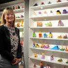 ill Richardson Transport World executive director Jocelyn O'Donnell believes the museum now has...