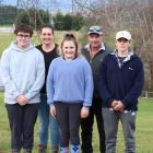 A WoolNZ carpet made of wool from the Brenssell family farm has been named after their property,...