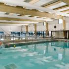 The centre's aquatic facility will remain closed until further notice.
