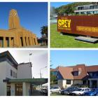 From top left: Buller District Council; Greymouth District Council; West Coast Regional Council...