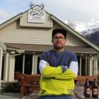 """Bold Peak Lodge manager Karl Green had to pull the pin in light of a """"substantial"""" rent increase...."""