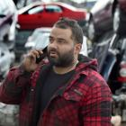 Afghan refugee Mohammed Bilal Bashir, of Milton, has fears about how his extended family will be...