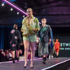Models walk in woollen outfits at the WoolOn creative Fashion event in 2018, when it last took...