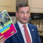 """Act leader David Seymour: """"The Government shouldn't keep the borders closed to protect those who..."""
