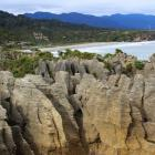 Punakaiki Pancake Rocks. Photo: supplied via RNZ