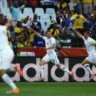 The All Whites were undefeated at the 2010 World Cup in South Africa. Getty Images
