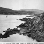 A view from Quarantine Island, Otago Harbour, looking towards the deep-sea fish hatchery at...