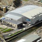 Expressions of interest are being sought in building a hotel on the Forsyth Barr Stadium...