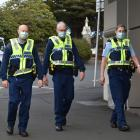 Police are on patrol to check compliance with lockdown restrictions - plus provide reassurance...