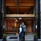 Bringing life to a restored 1870s Dunedin building, between Princes and Bond Sts, is the new...