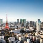 Tokyo was the least green city, having less than 8 square metres of greenery per resident. Photo:...