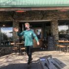 Kai Whakapai Cafe, Restaurant & Bar owner Nick Aubrey says Level 2 differs from last time -...