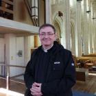 Very reverend Dr Tony Curtis. Photo: RNZ