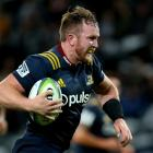 Gareth Evans will start at No 8 for the Highlanders against the Bulls. Photo: Getty Images