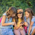 Children under 18 in NSW will be able to catch up with each other in groups of three in a...