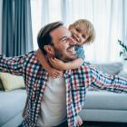 Make Father's Day a day of fun and joy, a day that says it's great to have Dad around. Photo:...