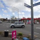 A city council proposal would see traffic unable to turn right onto Wairakei Rd from Aorangi Rd....