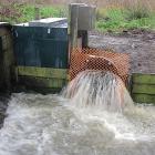 Christchurch wastewater. Photo: Supplied
