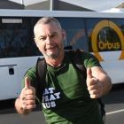 Dunedin's newest public transport ambassador is Invercargill city councillor Marcus Lush, who...