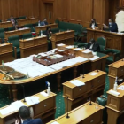 Labour and National voted for the bill at its third reading, with the Greens, ACT and Māori...