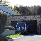 The Wanaka holiday home where Auckland couple William Willis and Hannah Rawnsley stayed. PHOTO:...
