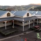 St Joseph's School in Magnetic St, Port Chalmers, may soon close due to low roll numbers. PHOTO:...