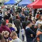 Food has the power to bring people together. PHOTO: OTAGO DAILY TIMES FILES