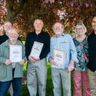 Celebrating the Otago Goldfields Heritage Trust's newest life members and honorary members are ...