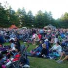 The event at Ashburton Domain usually attracts thousands of people. Photo: Supplied via Ashburton...