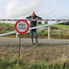 Clutha district councillor John Herbert says Kelso's new road barriers will save lives in the...