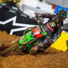 Dunedin's Courtney Duncan in action during the latest round of the Women's Motocross World...