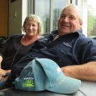 Beth and Tim Lovett are looking forward to a return to the traditional running of A&P shows....